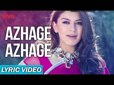Azhage Azhage - Uyire Uyire | Lyric Video...