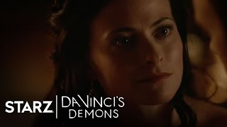 Da Vinci's Demons | The Evolution Of Clarice | Starz