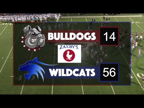 Springdale Schools Football | Har-Ber vs SHS | Wildcats vs Bulldogs