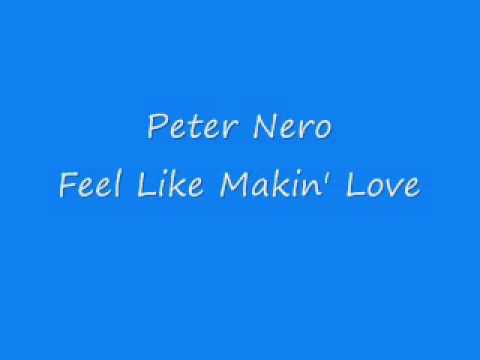 Peter Nero - Feel Like Makin' Love