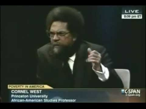 Dr. Cornel West - Remaking America: From Poverty to Prosperity