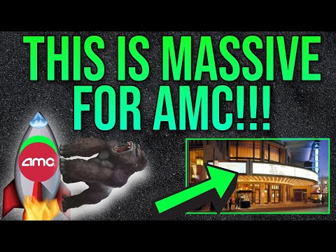 🚀 OMG!! AMC STOCK COULD ROCKET TOMORROW AFTER THIS!!