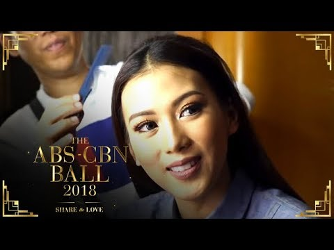 Behind The Scenes At The ABS-CBN Ball With Alex Gonzaga | Metro.Style