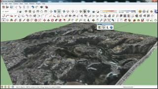 Traspasar terrenos de Google Earth a Skechup; Tutorial Sketchup, Lumion - MODELARQ