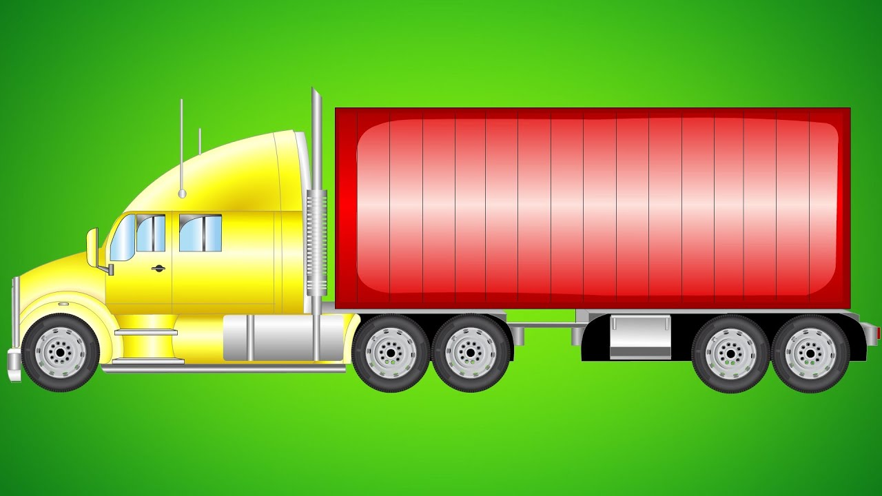 Auto Transport Truck Episode 01| Learn Vehicles | Formation and Uses