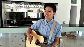 Perfect - Ed Sheeran (阿白Coral Acoustic Cover with Lyrics)