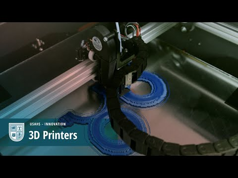 Innovation at the University of St. Augustine for Health Sciences - 3D Printer