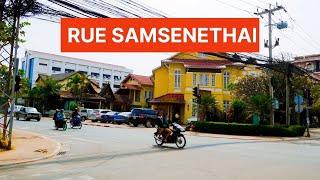 Fa Ngum Road Vientiane Laos