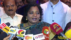 Is BJP supporting Rajinikanth? Tamilisai statement
