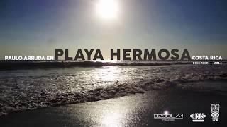 Paulo Arruda en Playa Hermosa
