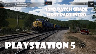 Train Sim World 2, Sand Patch Grade, PS5 screenshot 4