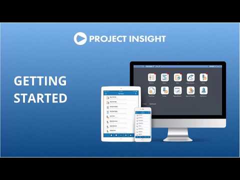 Project Insight - Getting Started