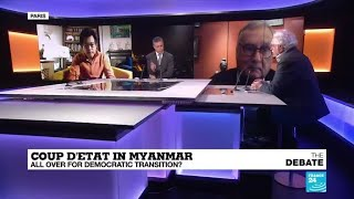 Coup d'Etat in Myanmar: All over for democratic transition?