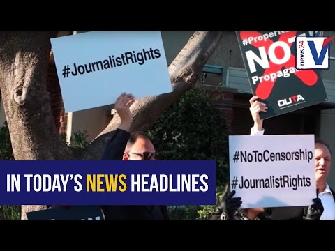 HEADLINES: Help for SABC 8, doping rugby players, student's Oxford dream