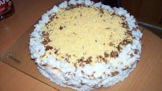 Торт печёночный. Торт из говяжьей печени.(Печень очень вкусный и полезный продукт, в особенности говяжья. Из нее получаются как отличные повседневны..., 2016-01-02T20:12:22.000Z)