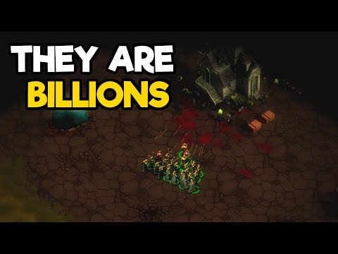 They Are Billions Gameplay #20 - Attacking the City!