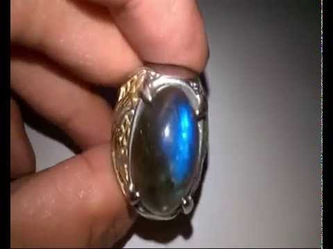 Keunikan Batu Akik Labradorite (Pelangi) Papua !! -[onthespotnews]