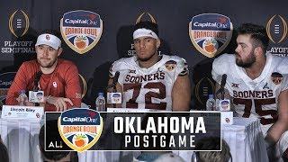 lincoln-riley-oklahoma-players-address-the-media-following-orange-bowl-loss-to-alabama