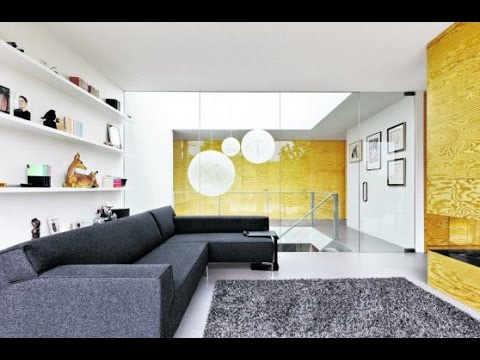 Como decorar una sala rectangular youtube - Ideas amueblar salon ...