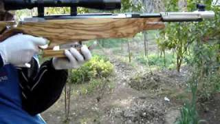 Repeat youtube video HW 97 recoilless system
