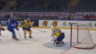 Italy vs. Ukraine - 2015 IIHF Ice Hockey World Championship Division I Group A