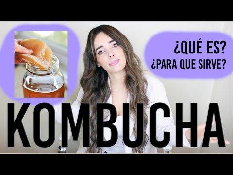 ¿Qué es la Kombucha? - Melissa Herrera