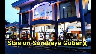 Surabaya Gubeng - Stasiun Kereta Api