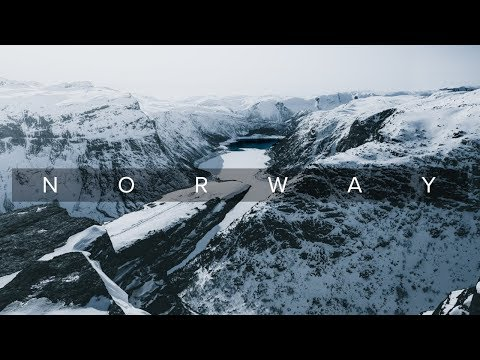 12 Days in Norway - Travel Film Sony A7RII