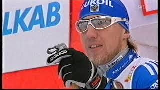 Marcus Hellner - Gällivare 2008 - 15 km (F) - World Cup (LQ)