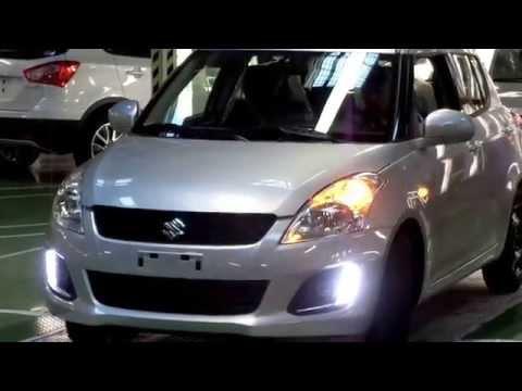 Suzuki gyárlátogatás 2015 - Így készül az autó Esztergomban ...