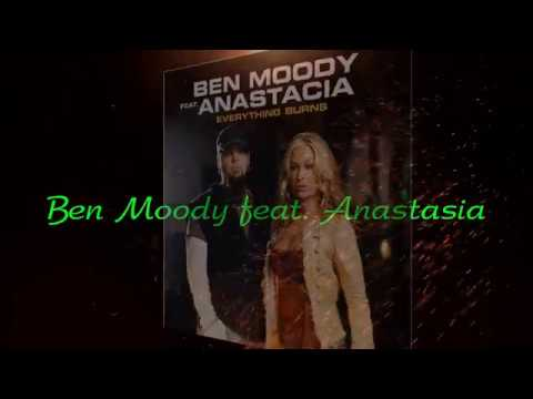Everything Burns Anastasia Feat. Ben Moody (videolyrics)