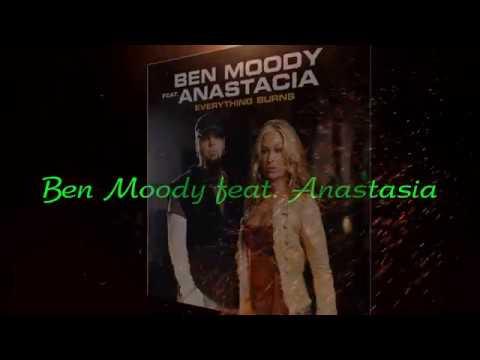 Everything Burns Anastasia Feat. Ben Moody (videolyrics)