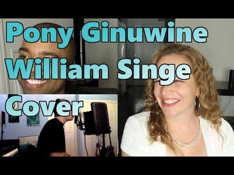 Pony - Ginuwine (William Singe Cover) (Reaction 🔥)