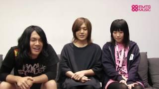 EMTG MUSIC にてヤバイTシャツ屋さんのインタビュー&コメント動画を公...