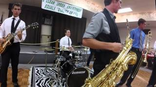 The Jazz Combo @ the Elks 10 29 2014 Cameleon