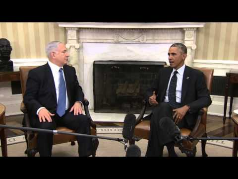 PM Netanyahu's meeting with US President Obama