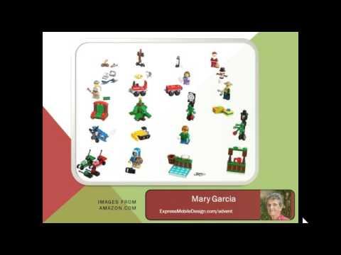 Lego Advent Calendars 2015