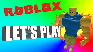 Roblox Let's Play 1 (Person299's Minigames)