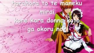 Download lagu Kaichou wa Maid Sama Opening Theme with Lyrics MP3