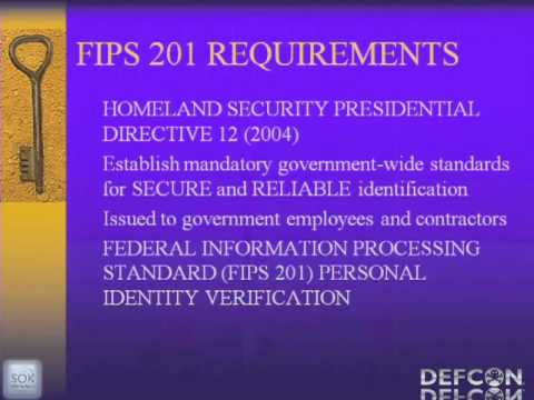 DEFCON 19: Insecurity: An Analysis Of Current Commercial And Government Security Lock Designs