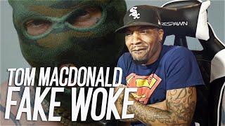 "HE DISSED EMINEM!? | Tom MacDonald - ""Fake Woke"" (REACTION!!!)"
