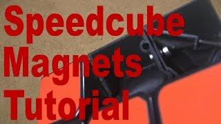 How to Make a Magnetic Speedcube (Valk, etc.)