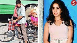 Hrithik's Papad Seller Avatar From 'Super 30' Sets Goes Viral | Sara Not A Part Of 'Hindi Medium 2'?