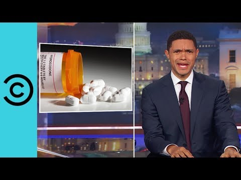 The Opioid Drug Crisis | The Daily Show
