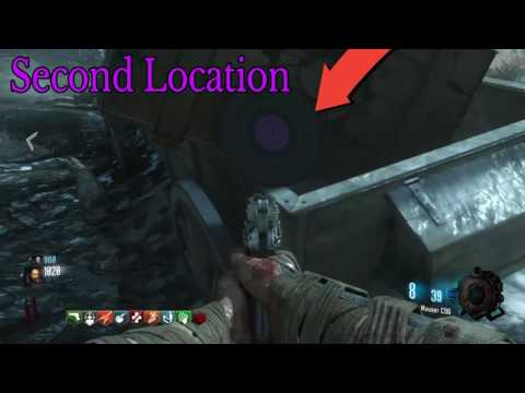 BO3 Zombies (Origins) ALL LOCATIONS for the Music Disc.