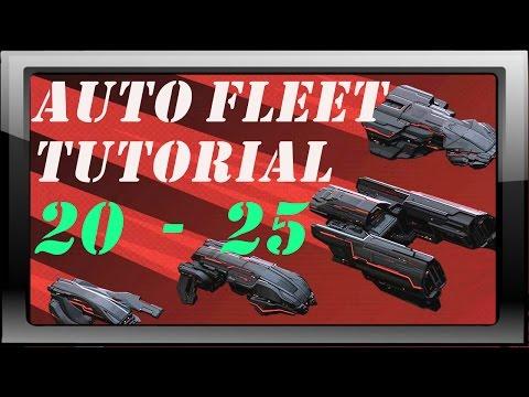 Vega 20-23 Auto Fleet Tutorial - Instant Repair [OLD ONE]