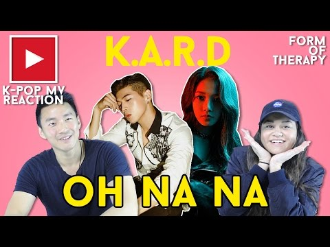 "Asian Americans React to K.A.R.D ""Oh Na Na"""