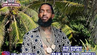 Nipsey Hussle - Victory Lap feat. Stacy Barthe [Instrumental] (Prod by @NewDripOfficial)