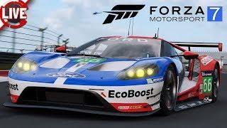 FORZA MOTORSPORT 7 - Jagd nach Erfolgen - Forza Motorsport 7 Livestream