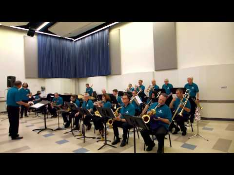 Butler University's Adult Big Band Lilly Hall Concert (t) Thursday June 8 2017